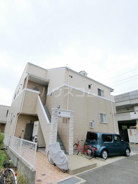 コンフォートベネフィス箱崎7 103号室の外観