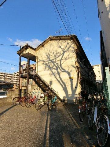 窪田ハイツ外観写真
