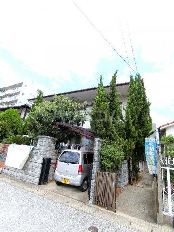 馳川アパート 01号室の外観