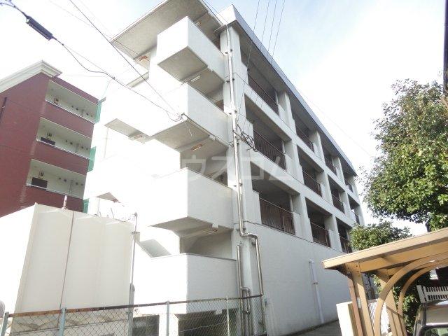 東林寺コーポ 402号室の外観