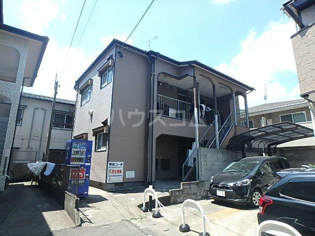 原田コーポ外観写真