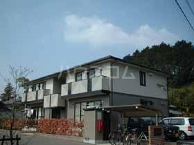 クレスト 弐番館B棟外観写真