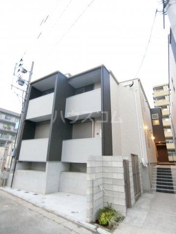 RIVAGE箱崎東 201号室の外観