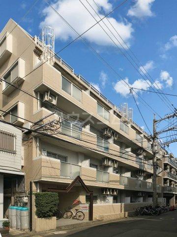 ストリームライン箱崎Ⅱ 502号室の外観