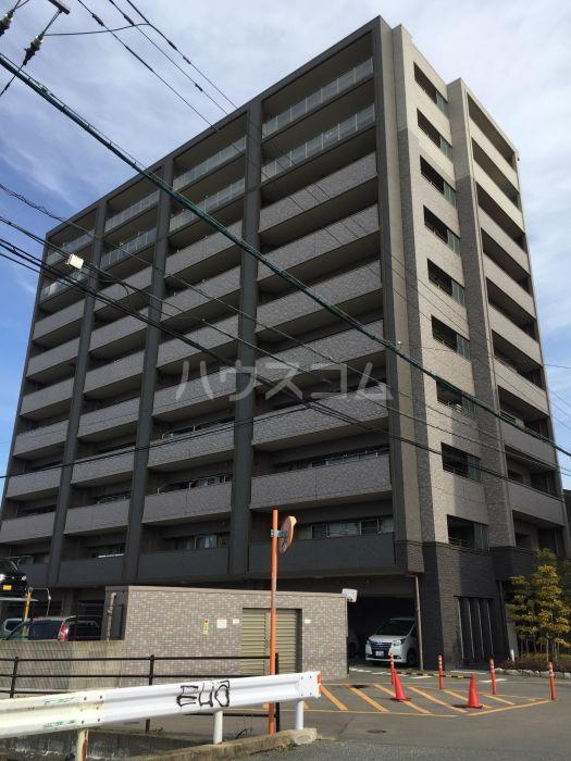 エイルマンション福岡東2アクティス外観写真