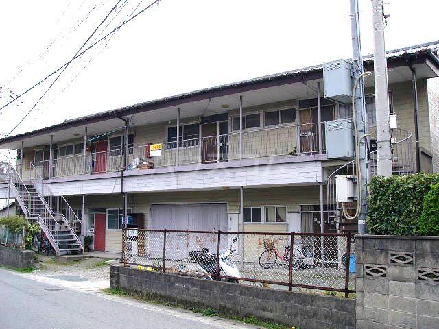 川添アパート外観写真