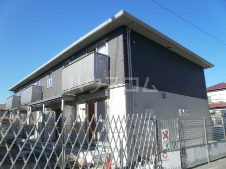 (仮)西新宿6丁目D-ROOM新築工事 102号室の外観