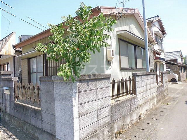 横須賀借家外観写真