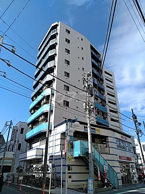 S-FORT茅ヶ崎(旧サムティレジデンス湘南茅ヶ崎)外観写真