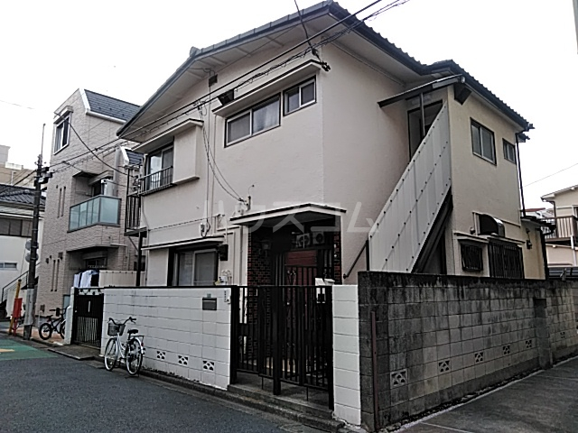 池田荘外観写真