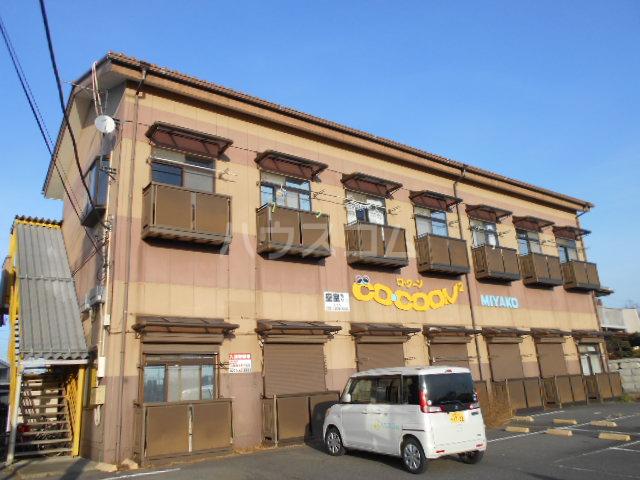 コ・クーン2宮子外観写真