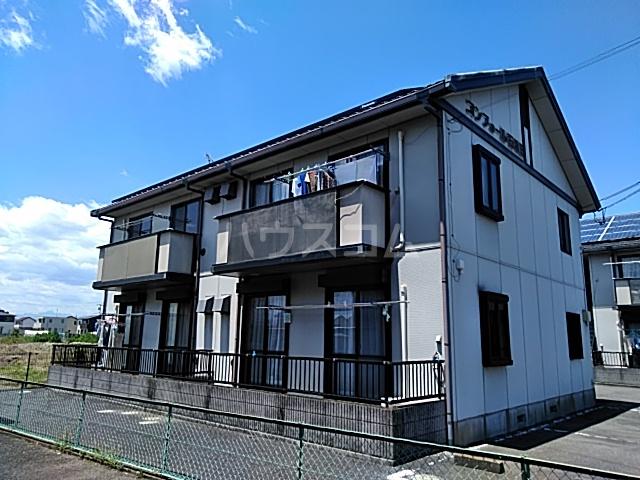 コンフォール石坂B外観写真