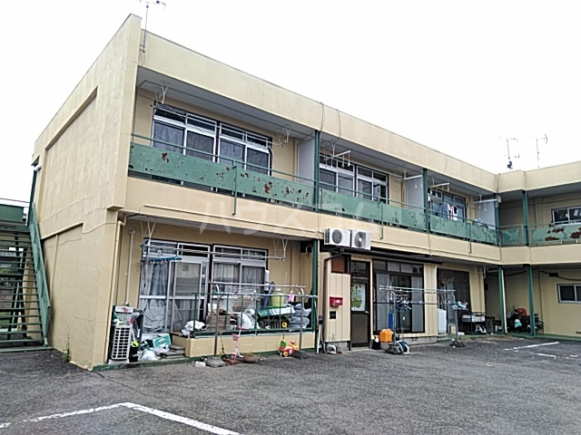 上泉コーポ外観写真