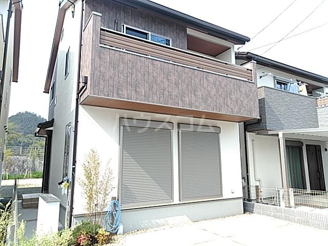 嵯峨広沢池下町貸家外観写真