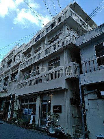 栄行アパート外観写真