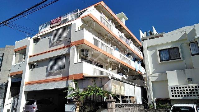 塩川アパート外観写真