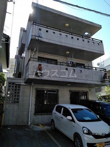 長田共同住宅外観写真