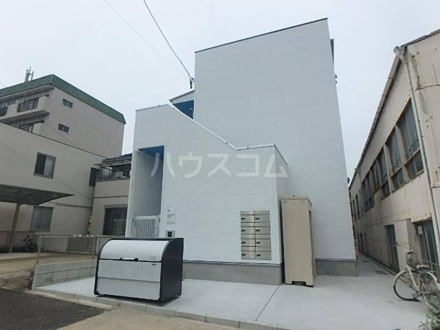 pavillon honnete biwajima外観写真
