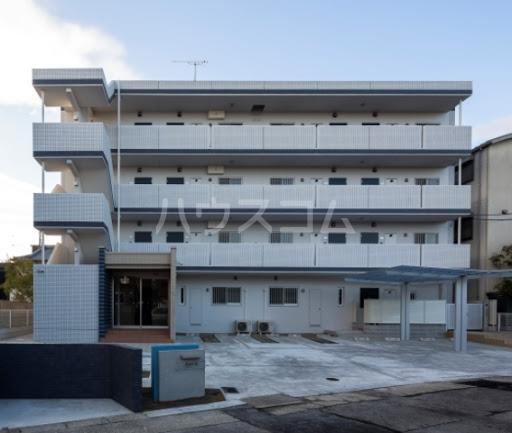(仮称)坂井戸町46マンション外観写真