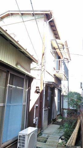 アイン新井宿外観写真
