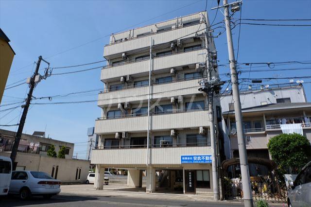 安武マンション駅東外観写真