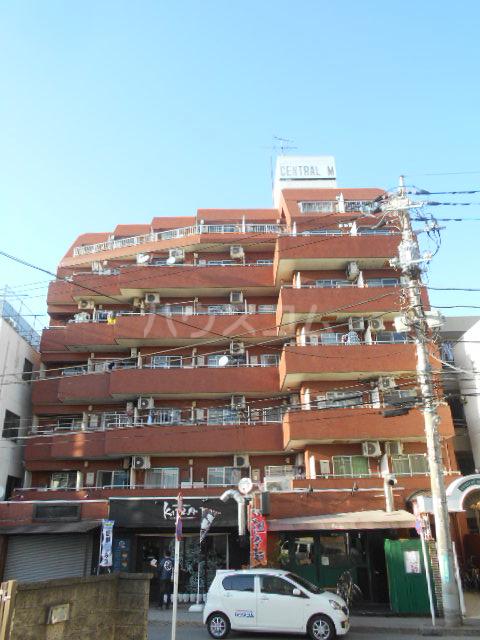 中葛西セントラルマンション外観写真