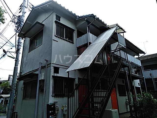 高木ハイツA 103号室の外観