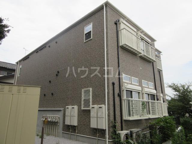 ハーミットクラブハウス東急菊名外観写真