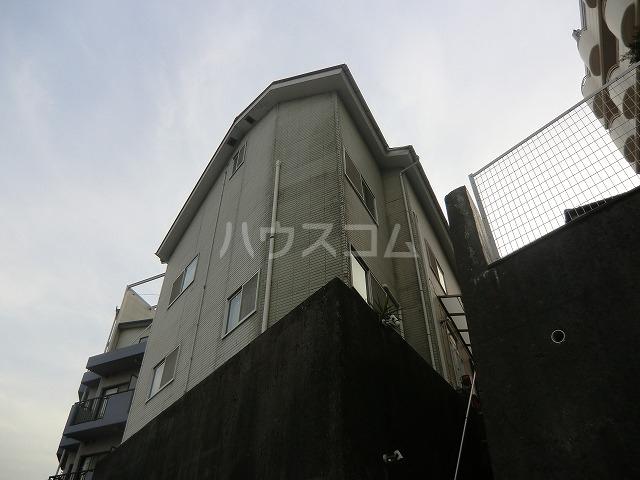 フローラメゾン菊名外観写真