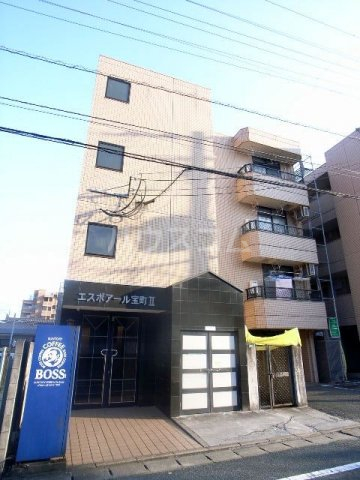 エスポアール宝町Ⅱ外観写真