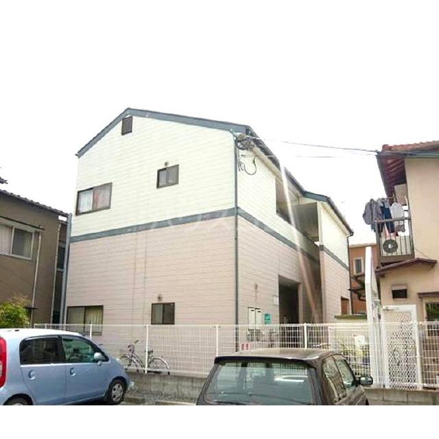 シンセイコーポ田隈外観写真