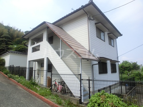 稲永アパート外観写真