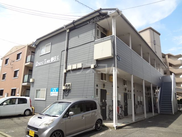 DAISHOTOWN KASUGAⅠ外観写真