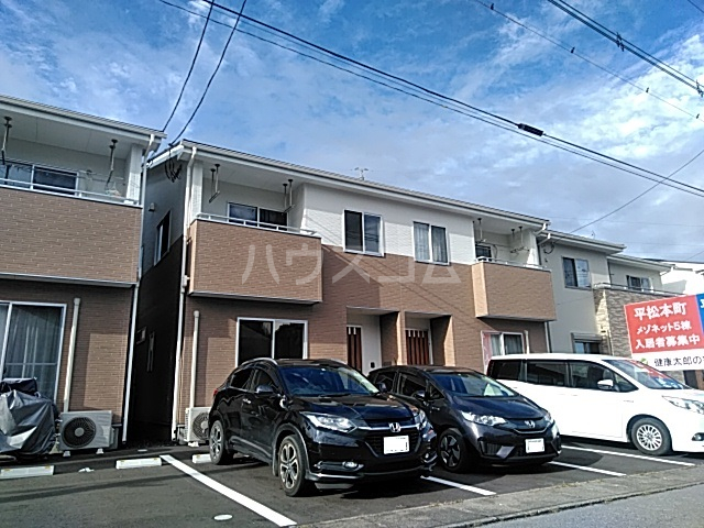 平松本町メゾネットⅡ外観写真