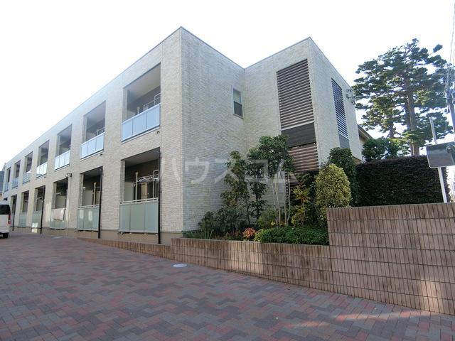 リブリ・櫻泉學園外観写真