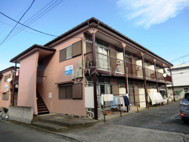 サンハイツ名古屋B棟外観写真