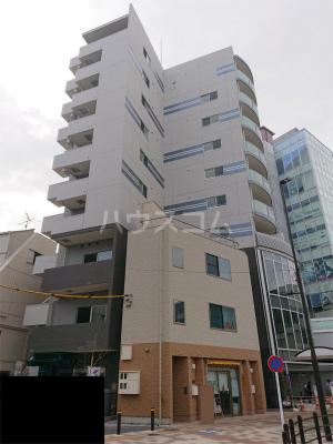 (仮称)ひばりが丘北三丁目橋本ビル計画外観写真