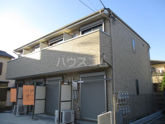 コーラルコート清瀬 壱番館外観写真