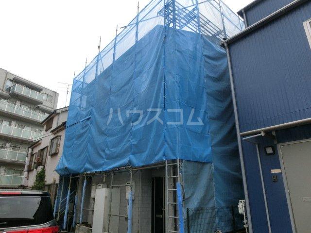 中川邸外観写真