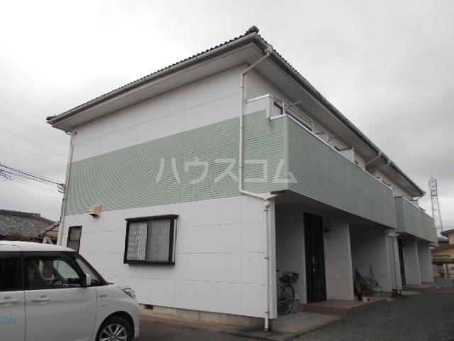 グリーンハイツ松沢外観写真