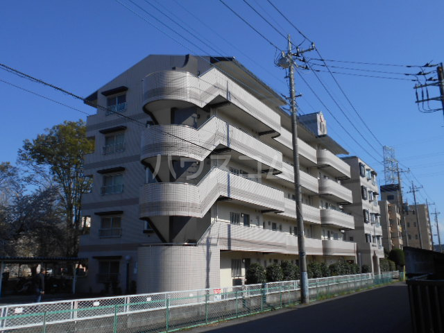 伊勢崎第二コートハウス外観写真