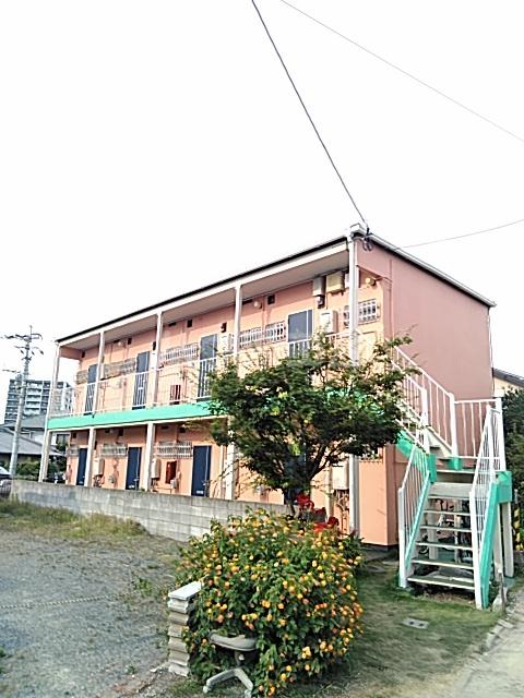 ひまわりコーポ井尻外観写真