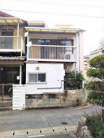 ダイナコート平尾山荘通り外観写真