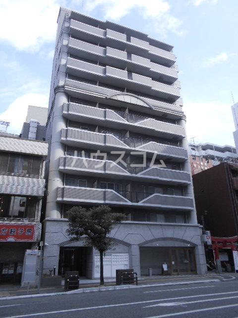エステート・モア平尾駅前通り外観写真