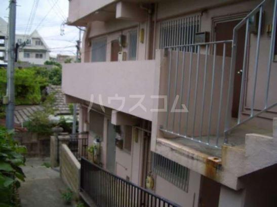 喜納アパート外観写真