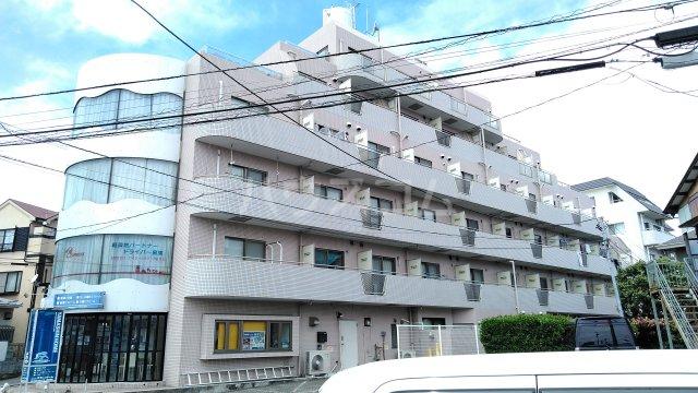 ペルソナージュ横浜外観写真