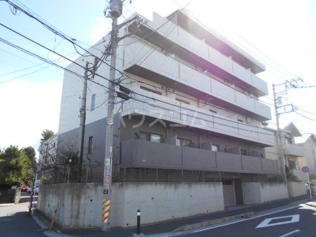 プラチナコート戸塚外観写真