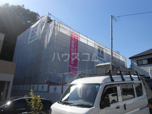 ヴァンベール横濱外観写真