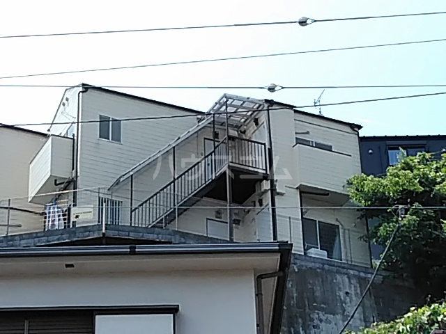 コーポ中川B棟外観写真