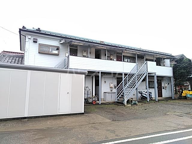 鈴木アパート外観写真